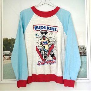 WILDFOX Rare Spuds Mackenzie Bud Light Sweatshirt